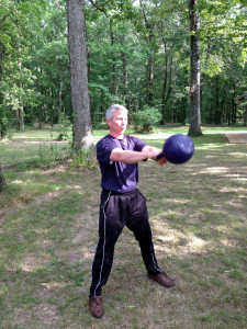 The kettlebell when backed by safe & solid programming took my fitness to new levels
