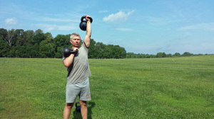 Double kettlebell training will accelerate your fitness and keep workouts fun and productive