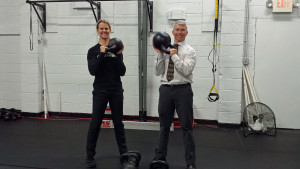 Kettlebell total body workouts for busy professionals