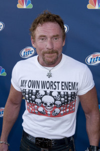 Danny Bonaduce launched the rock solid mud run