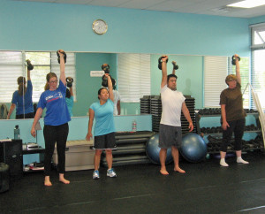 kettlebells build strong muscles and bones