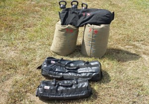 kettlebells and sandbags go well together in your training