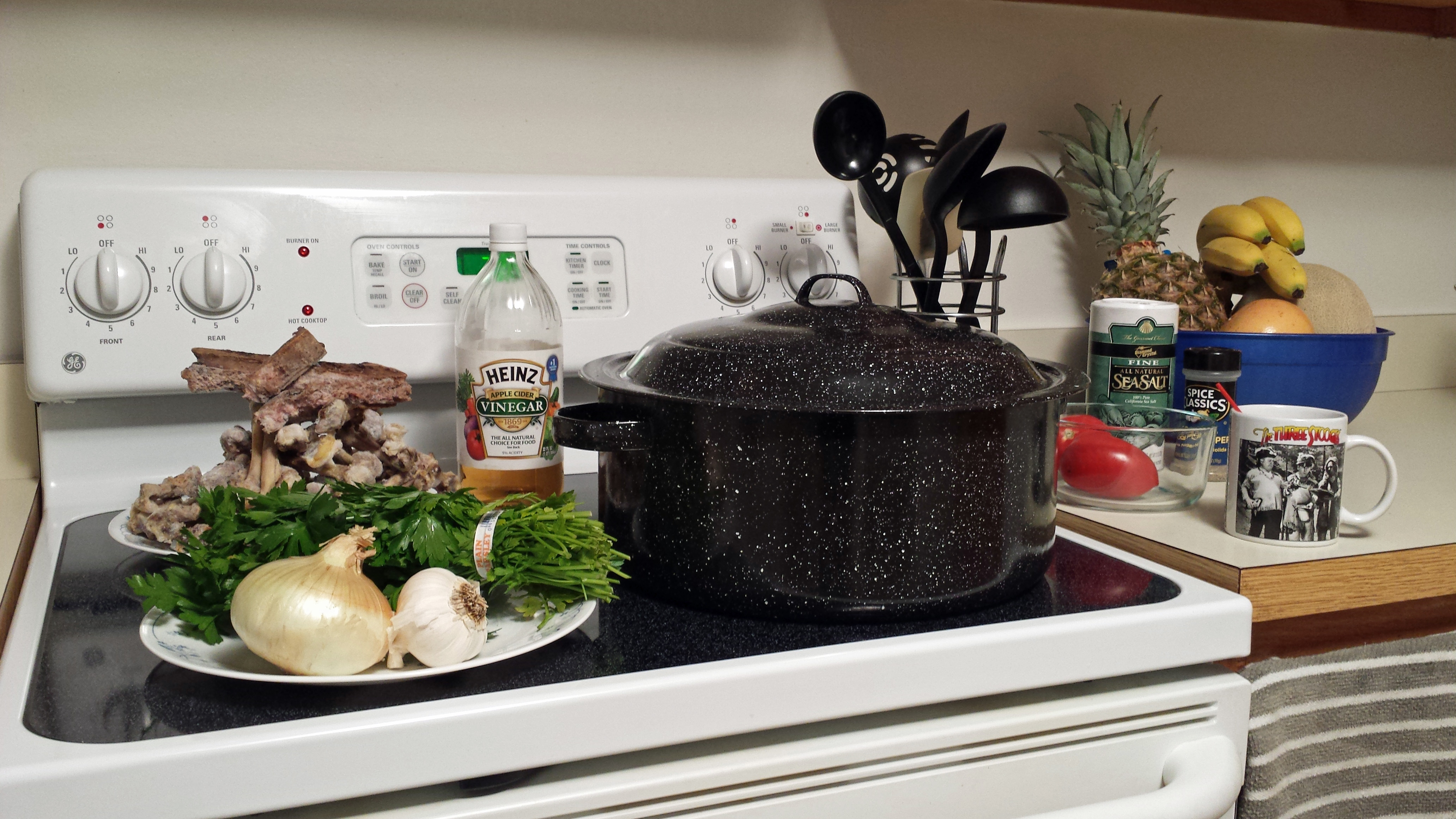 Bone Broth Ingredients