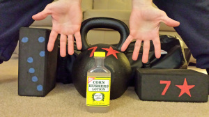 Take care of your hands and keep your exercise routines productive and pain free