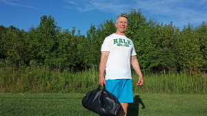Ultimate Sandbag suitcase carries offer challenging and productive exercise variety