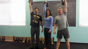 Kettlebell Overhead Carries For Simple Fitness Success