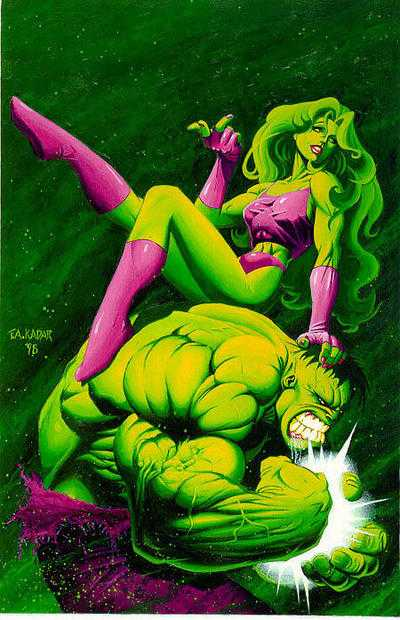 mark mellohusky seven stars fitness incredible hulk and she hulk