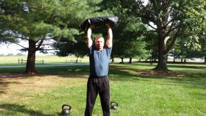 Mobility Training With The Ultimate Sandbag