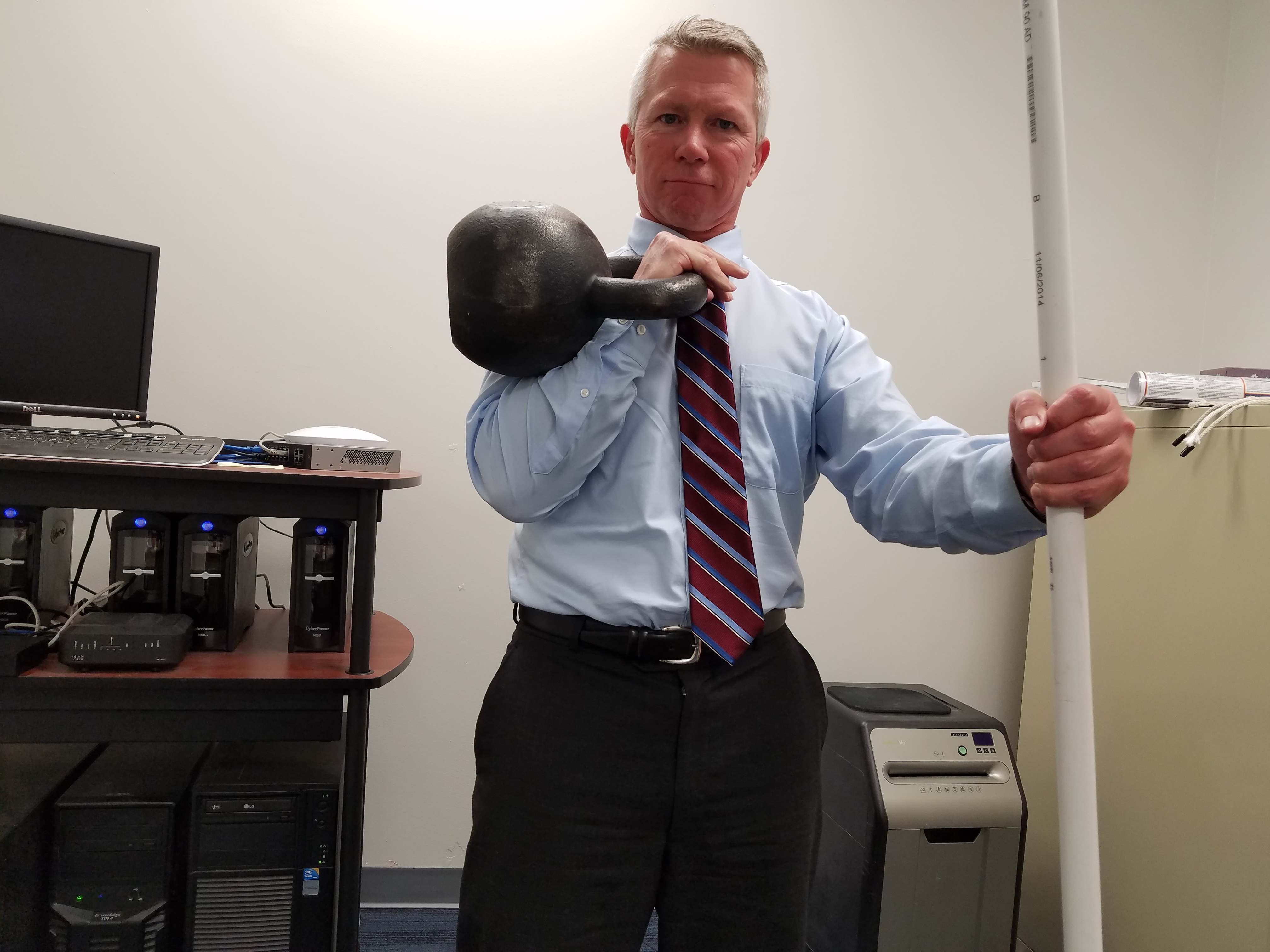 mark mellohusky business executive kettlebell workout seven stars fitness